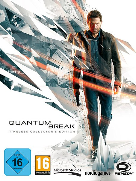 Quantum Break Timeless Collectors Edition MULTi2 – x.X.RIDDICK.X.x