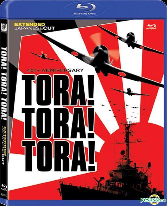 : Tora Tora Tora 1970 Extended Japanese Cut 1080p Blu Ray eur avc dts hd ma 5 1