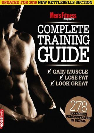 Lipsey John - Men's Fitness. Complete Training Guide
