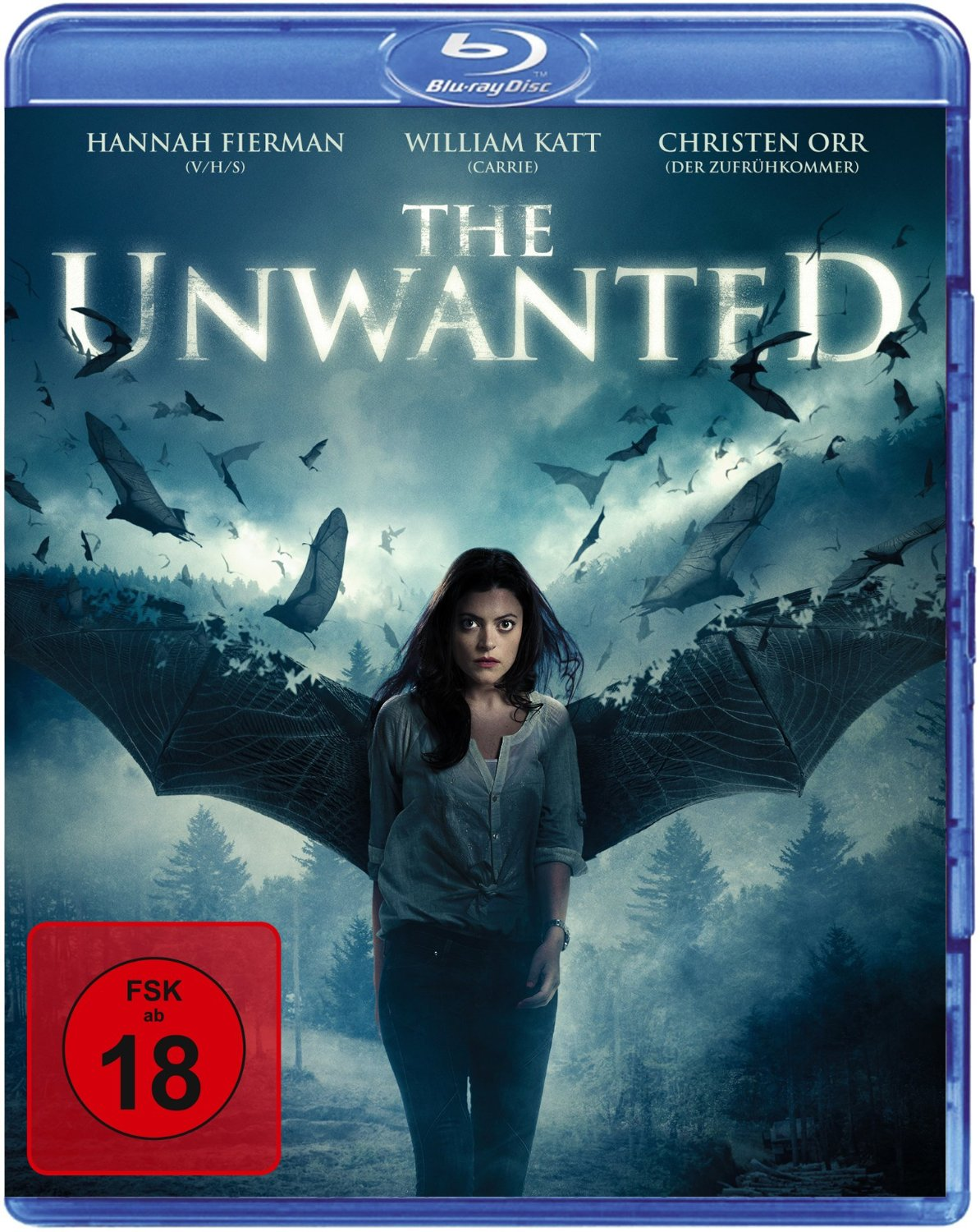 : The Unwanted 2014 German 720p BluRay x264 encounters