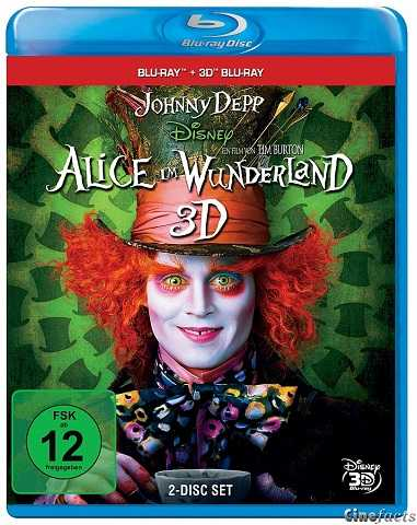 : Alice im Wunderland 3d hou 2010 German dts dl 1080p BluRay x264 CiNEViSiON