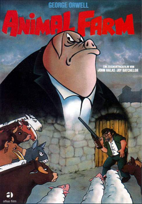 : Animal Farm Farm Der Tiere German 1999 ac3 DVDRiP read nfo XViD SiGHT