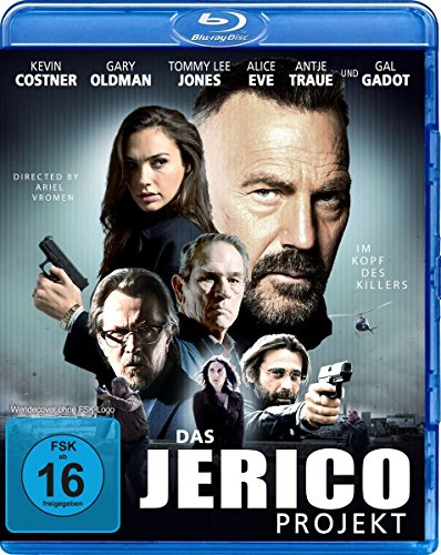 : Das - Jerico - Projekt Im Kopf des Killers 2016 German Dl Dts 720p BluRay x264 - CiNeviSiOn