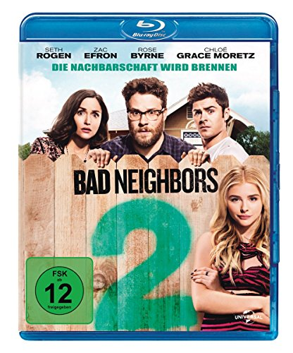 : Bad Neighbors 2 2016 German 1080p Dl Dts BluRay Avc Remux - pmHd