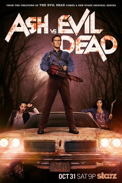 : Ash vs Evil Dead s02e01 Home german dl dubbed 1080p WebHD x264 tvp