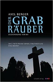 : Berger, Axel - Vollmers 02 - Der Grabraeuber