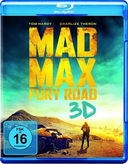 : Mad Max Fury Road 3d hou 2015 German dts dl 1080p BluRay x264 Pate
