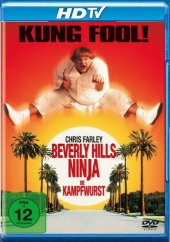 : Beverly Hills Ninja Die Kampfwurst 1997 German 1080p hdtv x264 TiPToP