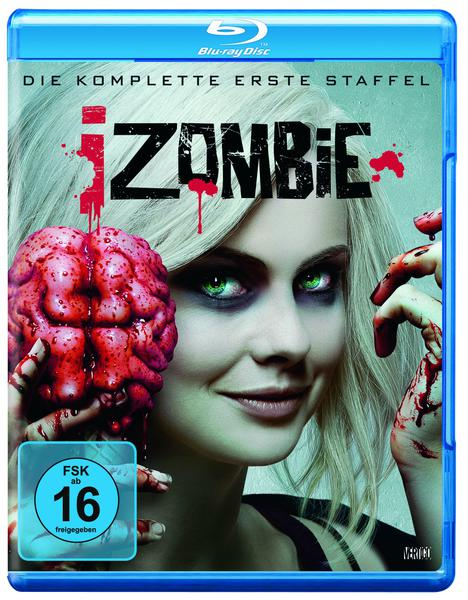 : iZombie s01 Complete German BDRip XViD LeetXD