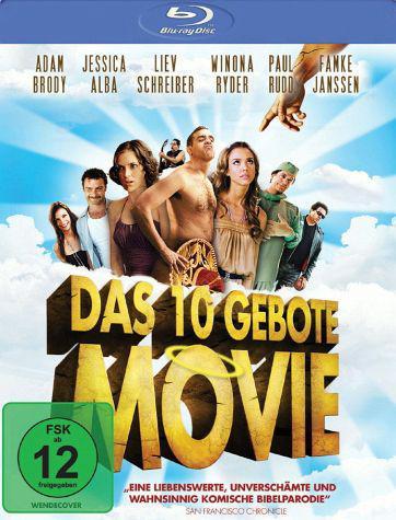 : Das 10 Gebote Movie 2007 German BDRiP ac3 XViD crg