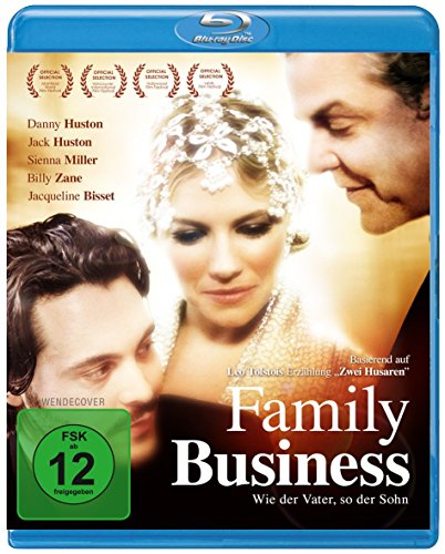 : Family Business Wie der Vater so der Sohn 2012 German 720p BluRay x264 - SpiCy