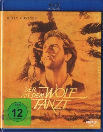 : Der mit dem Wolf tanzt 2 Disc Special Edition 1990 dual complete bluray Veritas