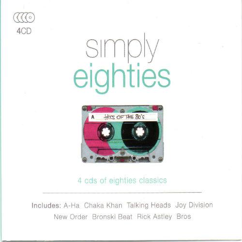 Simply Eighties (4CD, 2016)