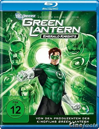 : Green Lantern Emerald Knights 2011 German 720p BluRay x264 encounters