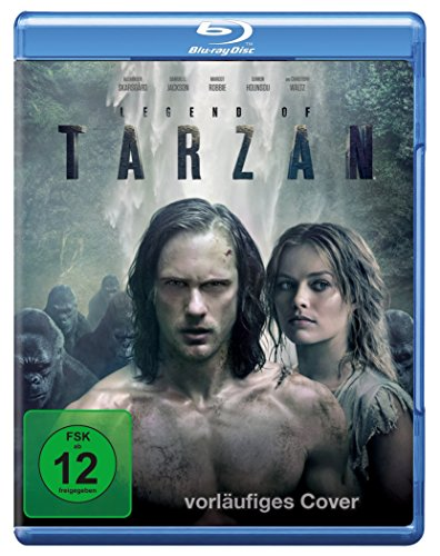: Legend of Tarzan German Dl Ac3 Dubbed 720p BluRay x264 - PsO