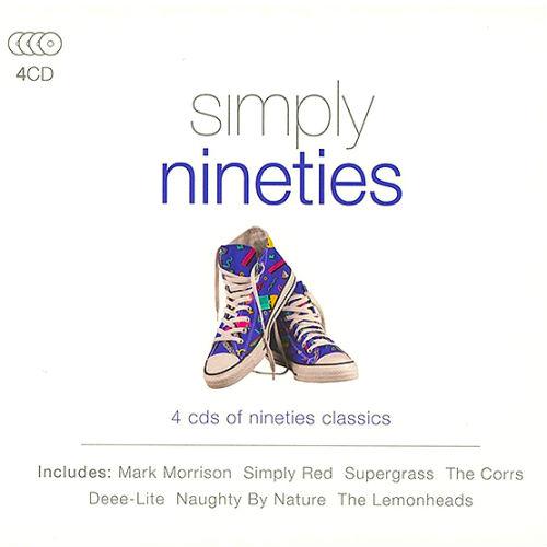 Simply Nineties (4CD, 2016)
