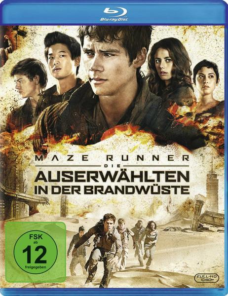 : Maze Runner Die Auserwaehlten in der Brandwueste 2015 German dl ac3 720p BluRay x264 MOViEADDiCTS