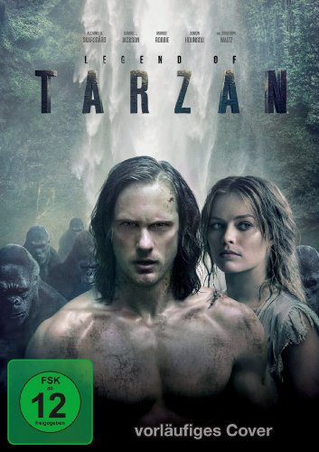 : Legend of Tarzan Bdrip Ld German x264 - PsO