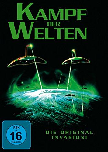 : Kampf der Welten German 1953 Dvdrip XviD iNternal - Gxbg