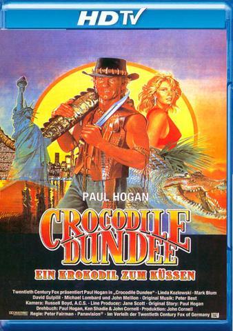 : Crocodile Dundee Ein Krokodil zum Kuessen 1986 German 720p hdtv x264 iNTERNAL TiPToP