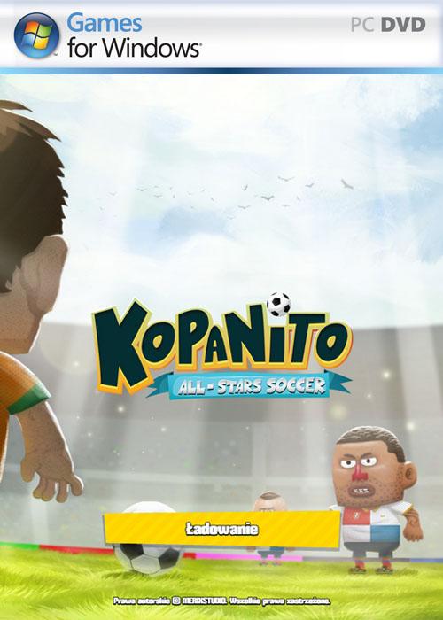 Kopanito All-Stars Soccer (2016) Cracked-P2P v0.7.1 / Polska Wersja Jêzykowa
