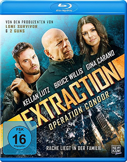 : Extraction Operation Condor 2015 German dl 1080p BluRay avc avc4d