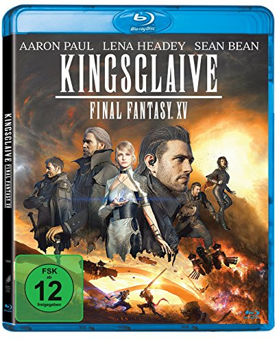: Kingsglaive Final Fantasy Xv 2016 German Dl 1080p BluRay x264 - Encounters