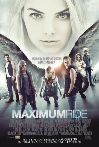 : Maximum Ride 2016 German Webrip Ac3 XviD-CiNedome
