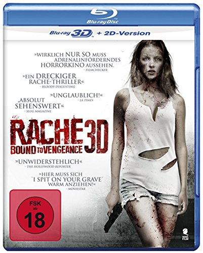 : Rache Bound to Vengeance 3D 2015 German Dl 1080p BluRay x264 - Etm