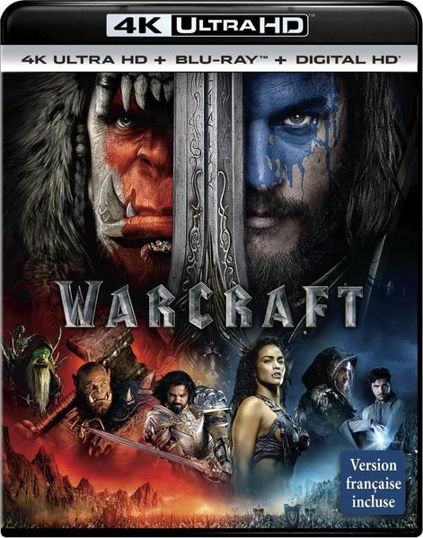 : Warcraft The Beginning 2016 German Dubbed ac3 dl 2160p Ultra hd BluRay 10bit x265 nima4k