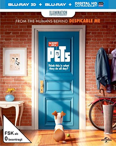: Pets German Dl Ac3 Dubbed 1080p WebHd h264 - PsO