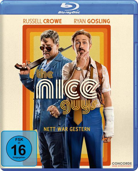 : The Nice Guys 2016 German 720p BluRay x264 encounters