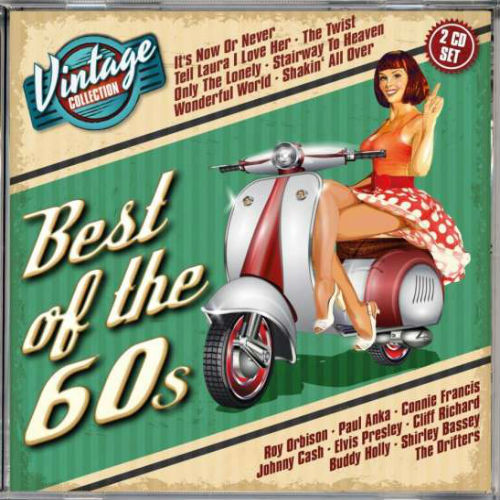 Best Of The 60s Vintage Collection (2016)