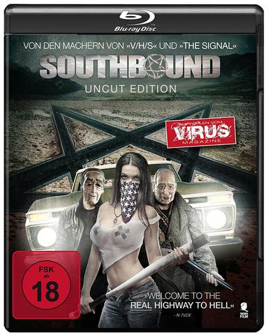 : Southbound Highway to Hell 2015 German 720p BluRay x264 encounters
