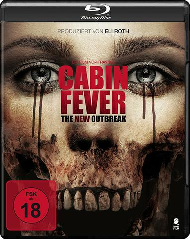 : Cabin Fever The New Outbreak 2016 German ac3 BDRiP XViD bm