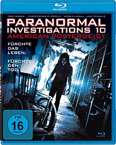 : Paranormal Investigations 10 American Poltergeist 2016 German Dl 1080p BluRay Avc - Untavc