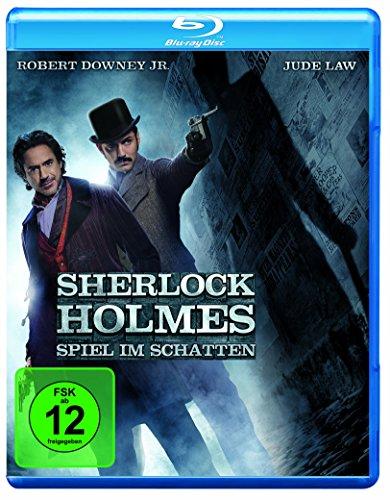 : Sherlock Holmes 2 Spiel im Schatten 2011 German 1080p Dl Ac3 BluRay Avc Remux - pmHd