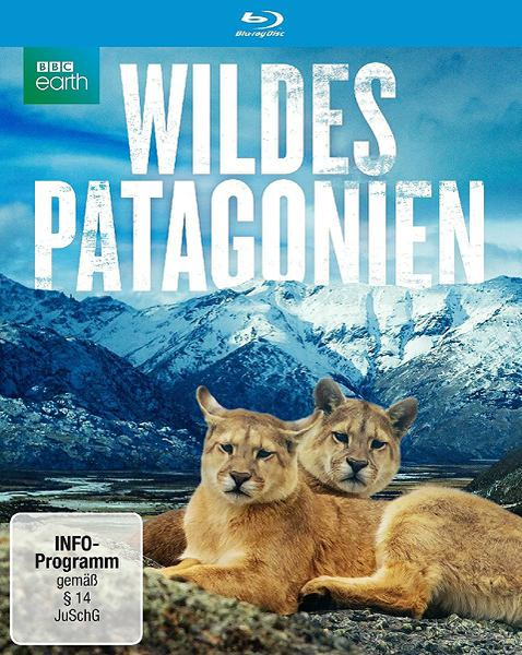 : Wildes Patagonien s01e01 Land der Vulkane German dl doku 720p BluRay x264 tv4a
