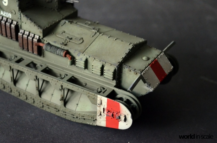 """Mark A """"Whippet"""" - 1/35 by MENG Models 9cryjr58"""