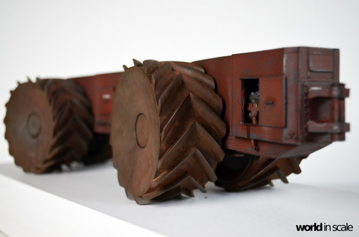 Lauster Wargel LW-5 - 1/35 by New Connection / Kraut Kits Brhr7wty