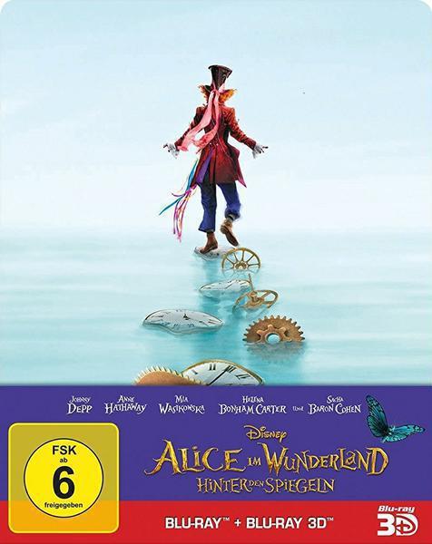 : Alice im Wunderland Hinter den Spiegeln 3d 2016 German dl 720p BluRay x264 etm