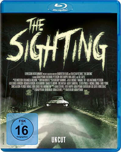 : The Sighting 2015 German Dl 1080p BluRay Mpeg2 - Armo