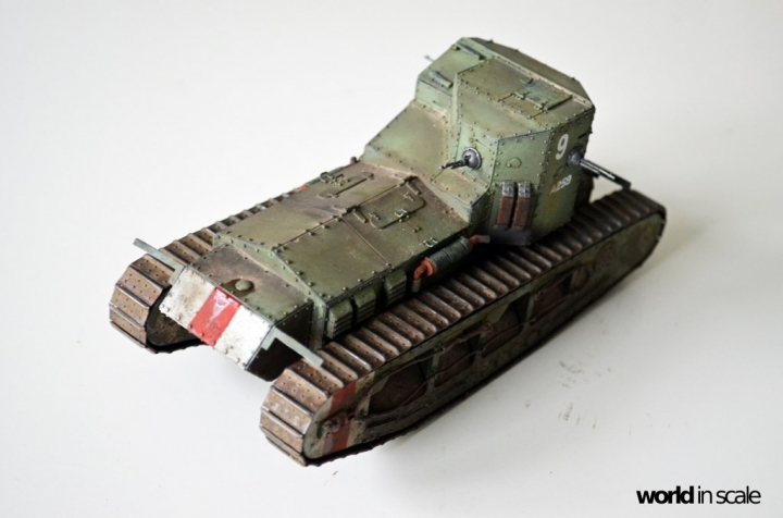 """Mark A """"Whippet"""" - 1/35 by MENG Models Eavfw6a7"""