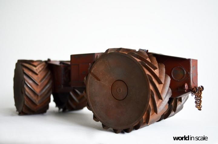 Lauster Wargel LW-5 - 1/35 by New Connection / Kraut Kits Gzo2zjqj
