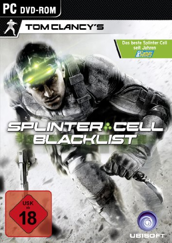 Splinter Cell Blacklist MULTi2 RIP – RAF