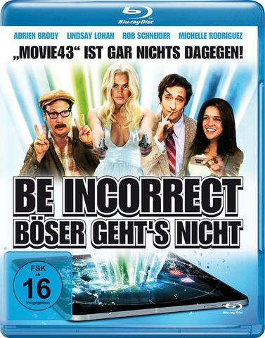 : Be Incorrect Boeser gehts nicht 2013 German 720p BluRay x264 encounters
