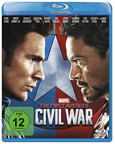 : The First Avenger Civil War 2016 German Dl 1080p BluRay Avc - Martyrs