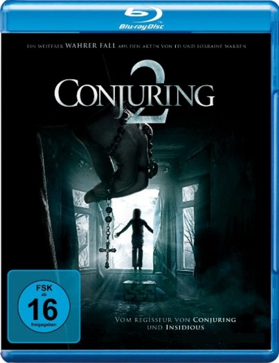 : Conjuring 2 2016 German ac3d 5 1 BDRip XViD MULTiPLEX
