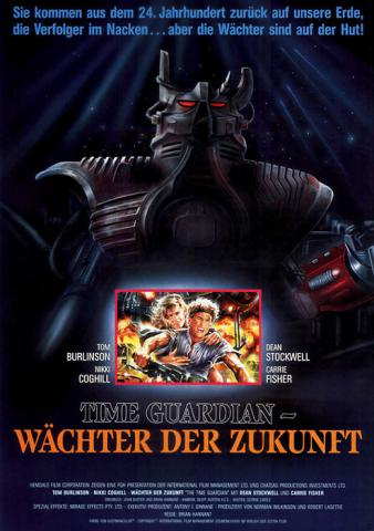 : Time Guardian German 1987 Dl DvdriP x264 iNternal - Nge