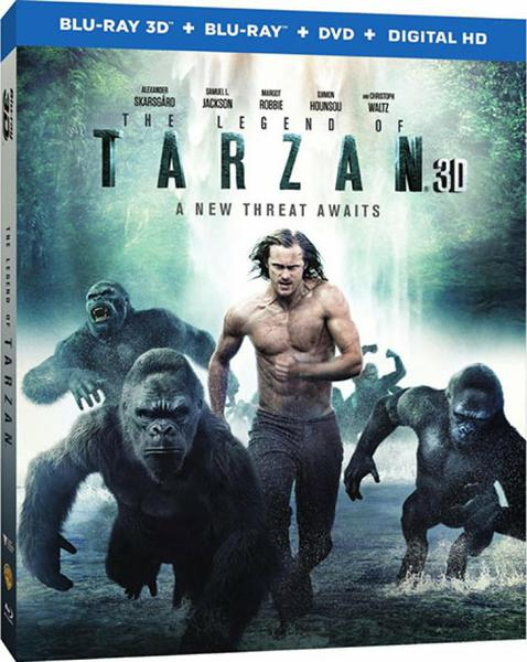 : Legend of Tarzan 2016 3d hou German ac3 Dubbed dl 1080p BluRay x264 LameHD
